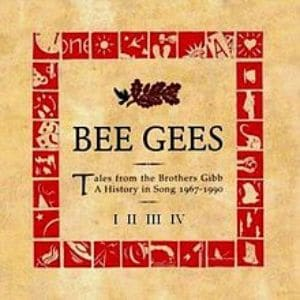 BEE GEES TALES FROM THE BROTHERS GIBB