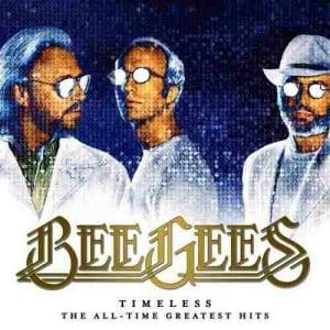 BEE GEES Timeless - The All - Time Greatest Hits