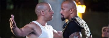 The Rock Vs Diesel